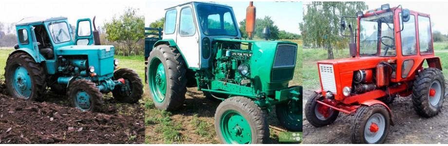 запасные части для тракторов
